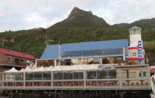 the atlantic boat club hout bay outside photo
