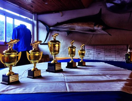 Offshore Fishing League Results