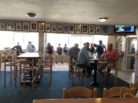 Tuckers Tackle Tuna Chase prize giving at the Atlantic Boat Club
