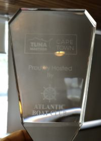 Tuna Masters Cape Town 2019 - trophy copy