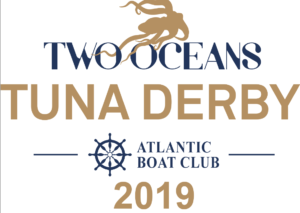 two oceans tuna derby 2019 hout bay cape town logo