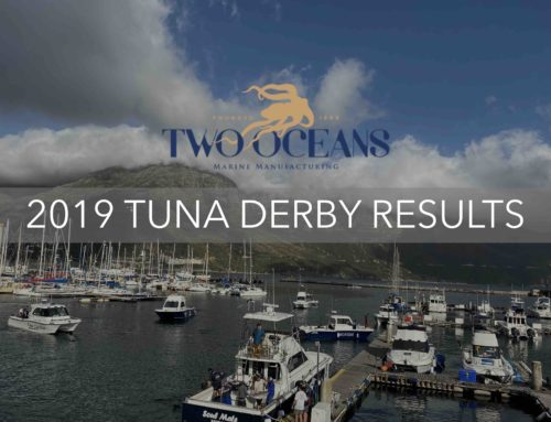 The Two Oceans Marine 2019 Tuna Derby Final Results