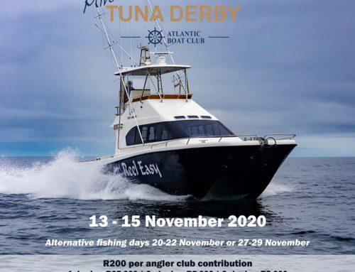 Mini Two Oceans Tuna Derby 2020