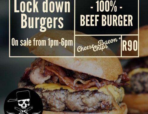 Lockdown Burgers