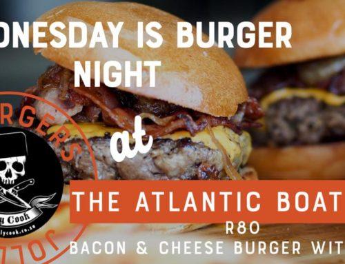 Wednesday Burger Night