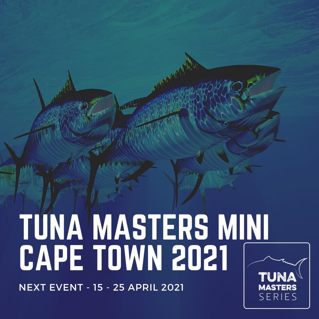 CAPE TOWN Tuna Masters 2021 MINI