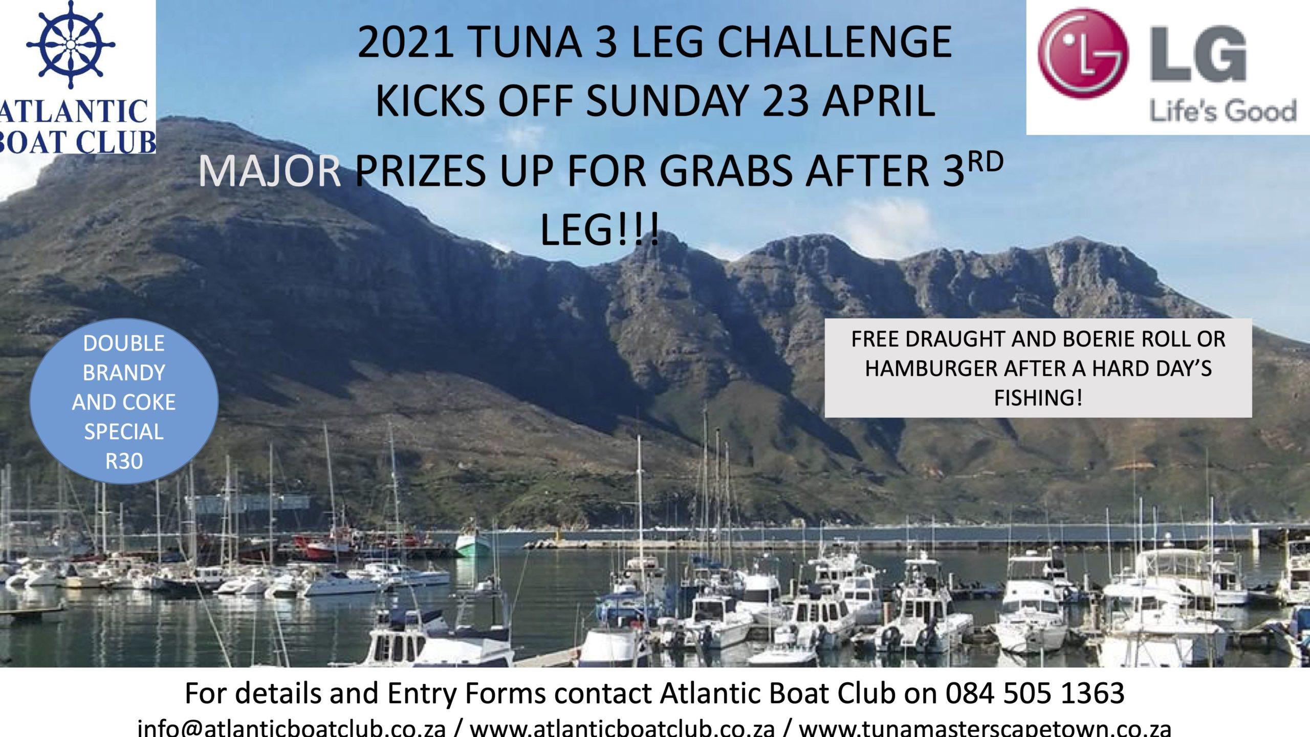 Tuna 3 Leg Challenge
